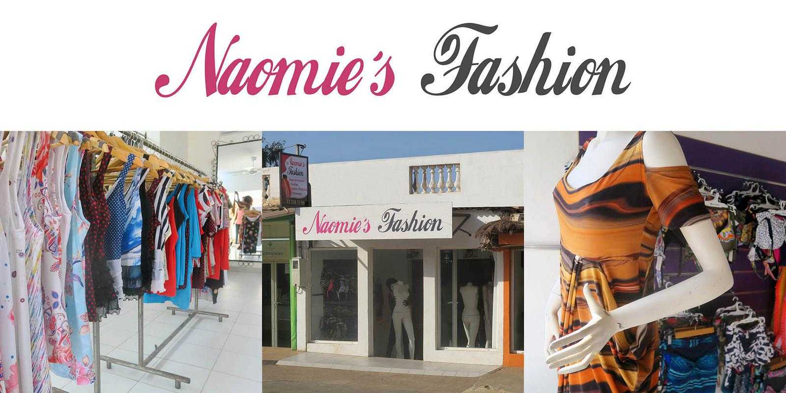 Mode Vetement Naomie's Fashion, Saly